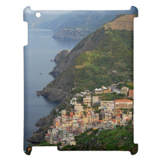 Pueblo del parque de Riomaggiore y de Cinque Terre