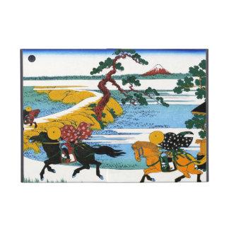 Pueblo del río Katsushika Hokusai de Sekiya Sumida iPad Mini Carcasa