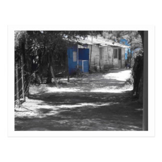 Pueblo en la República Dominicana Postales