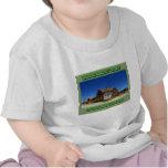 Pueblo fantasma de Bodie Camiseta