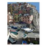 Pueblo Italia Cinque Terre de Riomaggiore