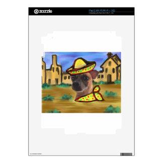 PUEBLO MEXICANO SKINS PARA iPad 2