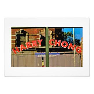 Pueblo NYC de Lavadero-Greenwich del chino de Harr Fotografias