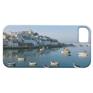 Pueblo pesquero de Ferragudo, Algarve, Portugal 2 iPhone 5 Carcasa