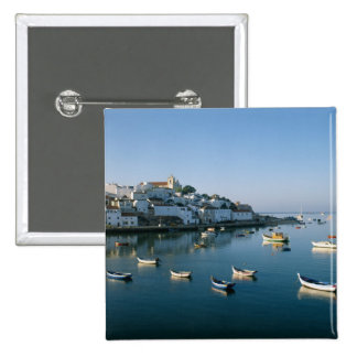 Pueblo pesquero de Ferragudo, Algarve, Portugal 2 Pins
