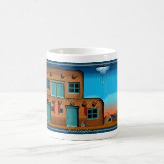 Pueblo Rain Coffee Mug