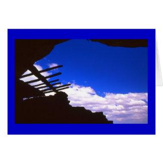 pueblo ruins, Arizona Card