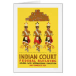 Pueblo Turtle Dancers 1939 WPA