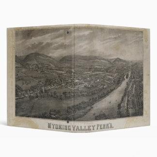 "Pueblo valle Pennsylvania de Wyoming, Wyoming Carpeta 1"""