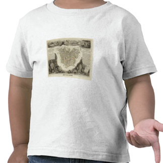 Pueblo y ciudades camiseta