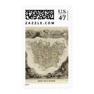 Pueblo y ciudades sello