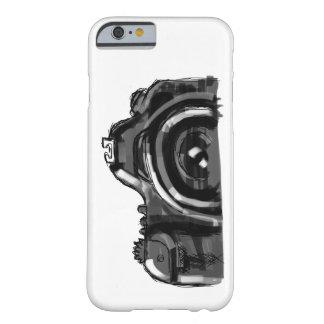 Pueda… Caja del teléfono de la cámara Funda Barely There iPhone 6