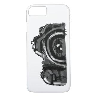Pueda… Caja del teléfono de la cámara Funda iPhone 7