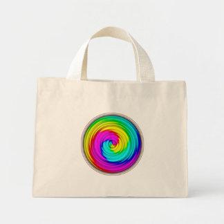 Pueda de la pintura transparente bolsa