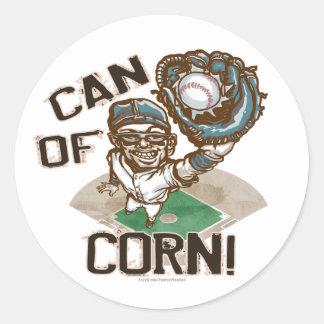 ¡Pueda de maíz! Pegatina