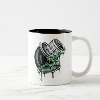 puede asaltar tazas de café
