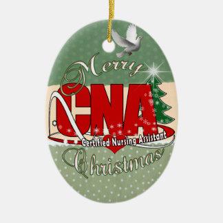 PUEDE ayudante el cuidado certificado NAVIDAD Ornamento Para Reyes Magos