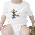 Puede causar al bebé de la vasectomía (azul) traje de bebé