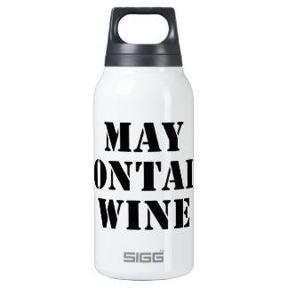 Puede contener el vino