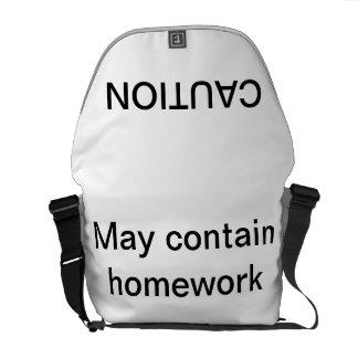 Puede contener la bolsa de mensajero de la prepara bolsas de mensajeria