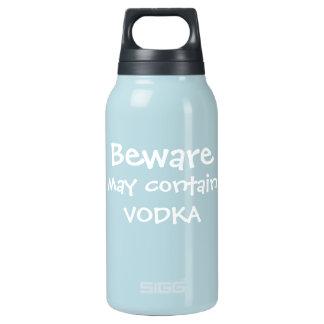 Puede contener la vodka