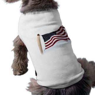 Puede de largo la onda (4) camisetas de mascota
