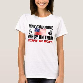 Puede dios tener misericordia en ellos playera