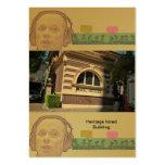 puede hacer la tarjeta tarjetas de visita grandes