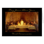 puede Jesús bendecir su primera comunión Felicitaciones