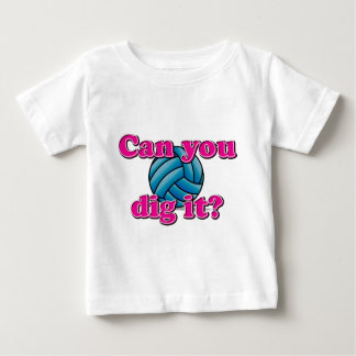 ¿Puede usted cavarlo? ¡Voleibol! T Shirt