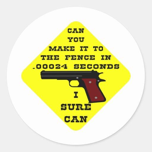¿Puede usted hacerlo a la cerca en .00024 segundo? Etiquetas