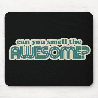 ¿Puede usted oler el impresionante? Mousepad