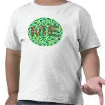¿Puede usted verme? Camiseta infantil