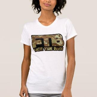 Pueden los chicas de Camo de encargo Camiseta