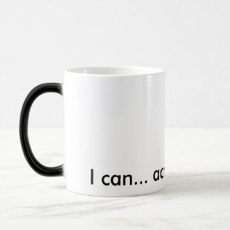 ¡Puedo… alcanzar mis metas! Taza