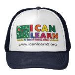 Puedo aprender el gorra