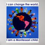 Puedo cambiar el mundo… Poster