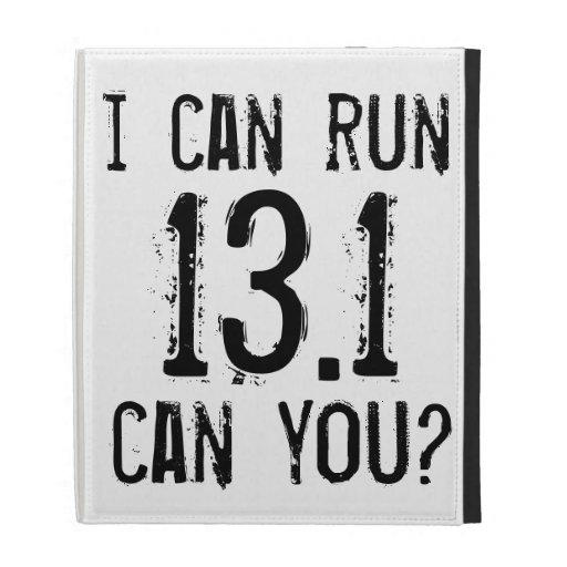 Puedo correr 13,1 -- ¿Puede usted?