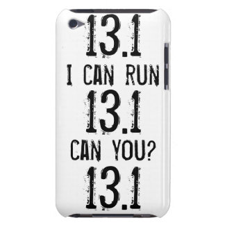 Puedo correr 13,1 -- ¿Puede usted? Case-Mate iPod Touch Carcasas