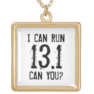 Puedo correr 13,1 -- ¿Puede usted? Grimpola Personalizada