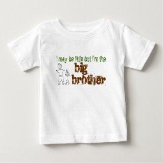 Puedo estar poco pero soy el hermano mayor t shirts