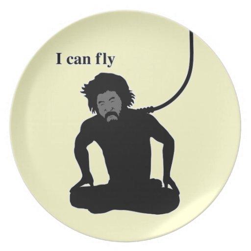 Puedo fly2 plato de cena
