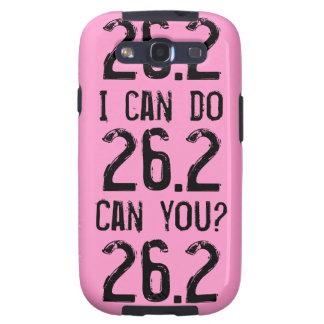 Puedo hacer 26,2 -- ¿Puede usted? Galaxy SIII Carcasas