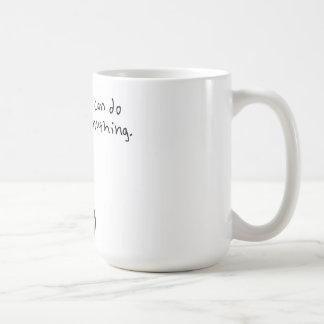 Puedo hacer cualquier cosa taza