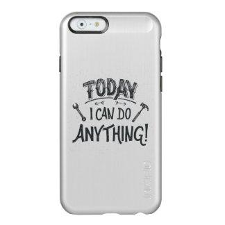 Puedo hacer hoy cualquier cosa funda para iPhone 6 plus incipio feather shine