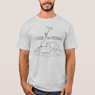 Puedo hacer la camiseta de la física: los estilos