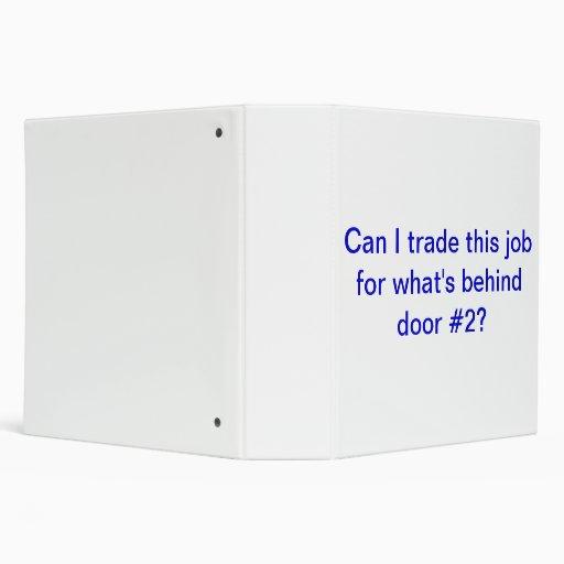 ¿Puedo negociar mi trabajo?