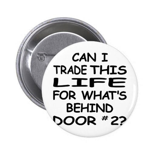 Puedo negocio esta vida para la puerta detrás #2 pin