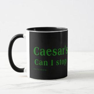 Puedo paro el pagar de impuestos ahora; César es Taza