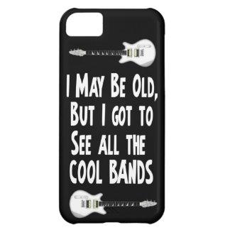 ¡Puedo ser bandas viejas, frescas! Carcasa Para iPhone 5C